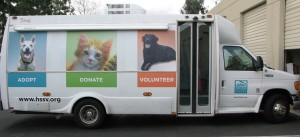 New Vehicle Graphics - Humane Society