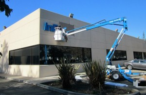 New Building Sign Installation - InFocus
